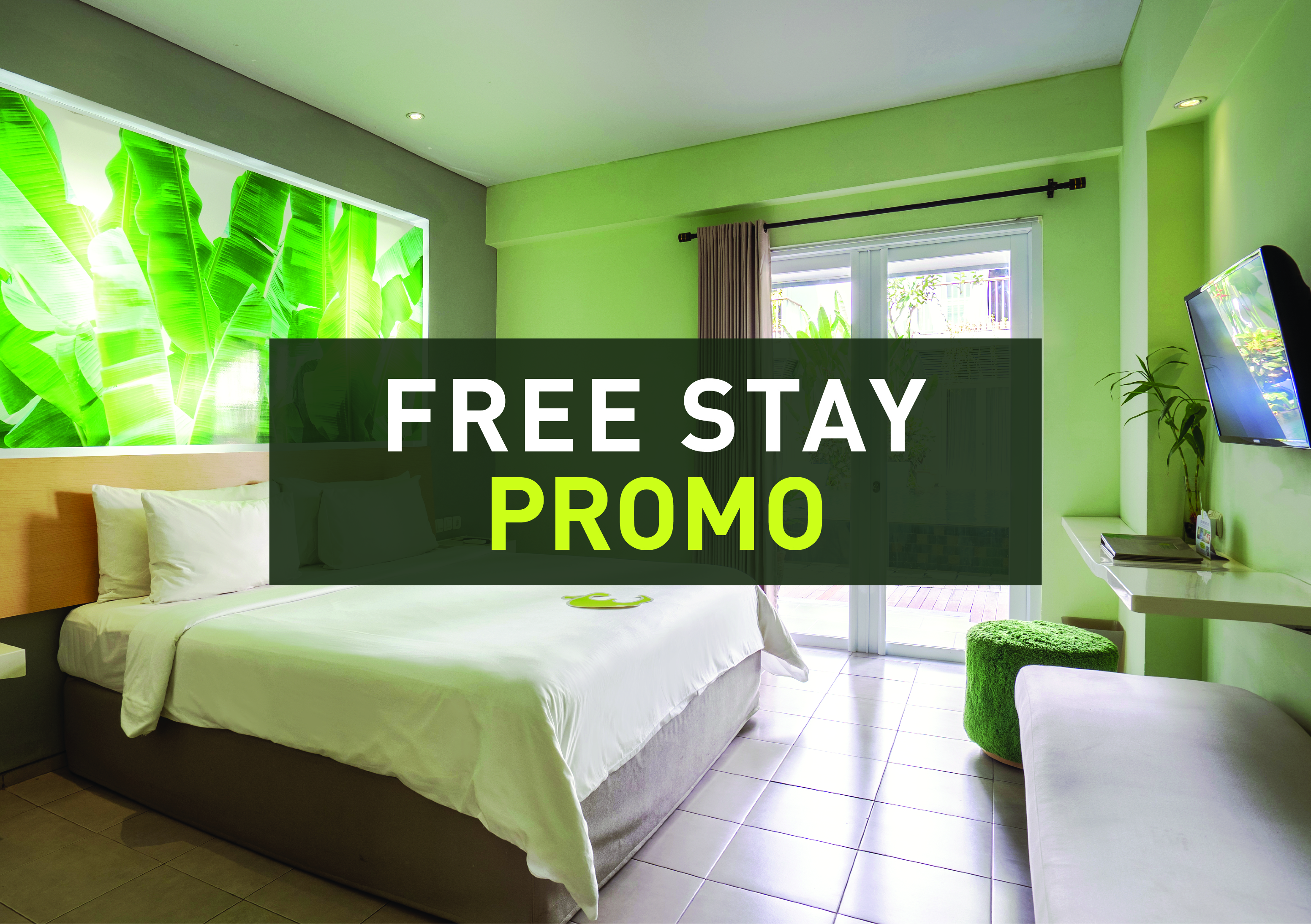 FREE STAY PROMO